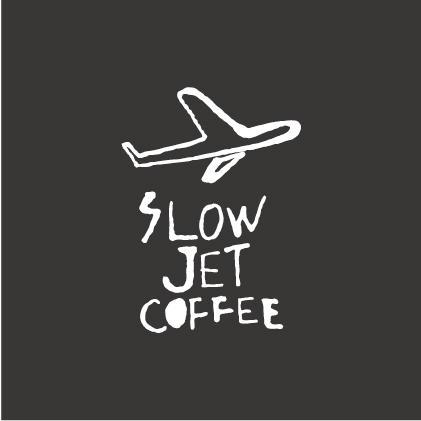 スロージェットコーヒー / ロゴデザイン