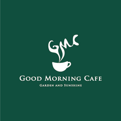 グッドモーニングカフェ / ロゴデザイン